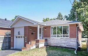 VERY BRIGHT, MODERN, CLEAN - 3 BR DETACHED HOUSE  (Near Hwy 401)