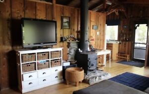 Weekly Muskoka Cottage Rental near Bala and Port Severn