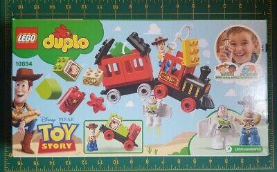 LEGO DUPLO Disney Pixar Toy Story Train 10894 Building Blocks 21 Piece