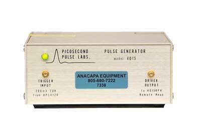 Picosecond Pulse Labs 4015 B Pulse Generator Used 7338 R