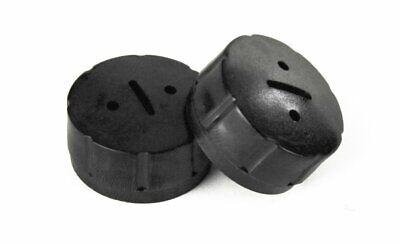 2 Steel Dragon Tools 44545 Plastic Brush Caps Fits Ridgid 87740 Motor 300