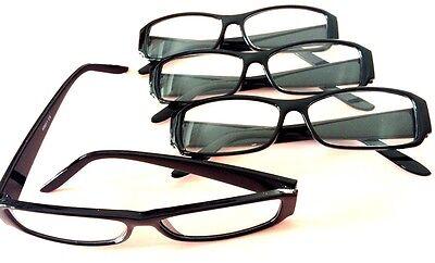 4x Lesebrillen Lesehilfe Augenoptik Lesebrille Sehstärke Brillen Sehhilfe (6) 4 X Optik