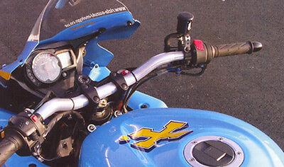 Superbike Lenker Umbau - Kit SUZUKI GSX - R 1000 01-08