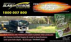 FENCING FREE OFFER, CONCRETE, SLABS, SOIL, LANDSCAPING SUPPLIES Perth Region Preview