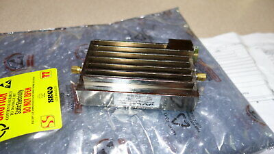 Microwave Solutions Inc Msi Msi-2498602 Amplifier .02 - 2.0 Ghz Sma  C1