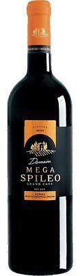Trockener Rot Wein Trocken 2012 DOMAIN MEGA SPILEO DRY RED Wine GRAND CAVE GREEK