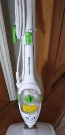 Morphy Richards 9 in 1 Steam Mop - Floor Mop & Handheld