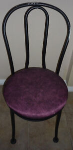 Vanity Chair Stool : Seat in Excellent Condition : As shown Cambridge Kitchener Area image 2