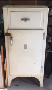 Old Westinghouse fridge