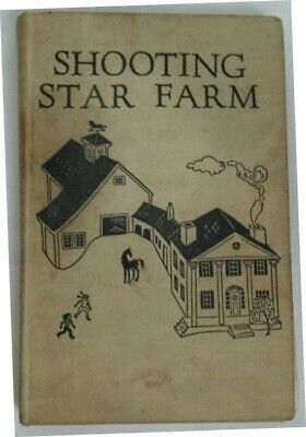 SHOOTING STAR FARM ~ ANNE MOLLOY W/ ILLUSTRATIONS BY BARBARA COONEY ~ 1946 Shooting Star Farm