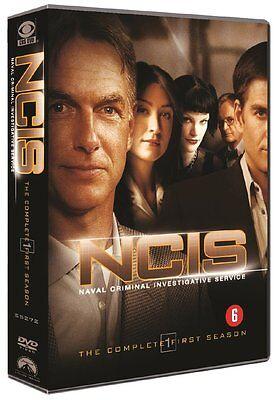 DVD -  NCIS -  SEIZOEN  /  SAISON  /  SEASON  1  -  (NEW SEALED)