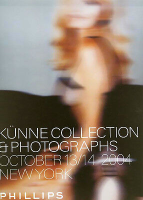 Phillips ///  Photographs Kunne Collection Post Auction Catalog 2004
