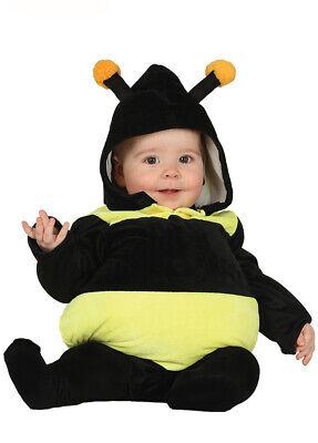 Baby Bienen Kostüm Jungen Mädchen Kinder Kleinkind Outfit Alter 12-24 Monate - 12 Monate Alt Kostüm