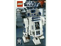 Lego R2-D2 10225 NEW