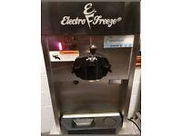 ELECTRO FREEZE CS4 ICE CREAM FROZEN YOGHURT MACHINE MAKER.