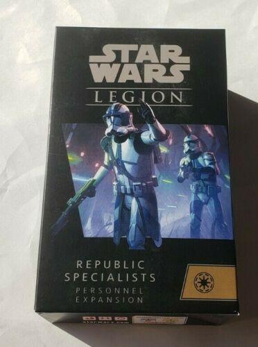 Star Wars Legion Republic Specialists Clone  SWL75