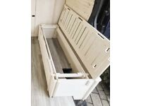 Camper Van Bench Storage Bed Conversion VW T2 T4 T5 Crafter or any van with modification