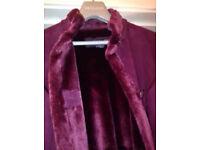 Ladies Centigrade Shearling Coat