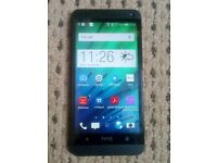 "Unlocked HTC one M7, 32GB, 4.7"" display, 1.7 GHZ quad-core, 2 GB Ram, Beats Audio"