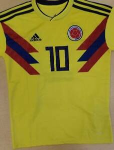 Soccer Jersey Colombia World Cup 2018