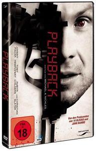 Playback von Michael A. Nickles -  (DVD) - NEU & OVP (FSK 18)