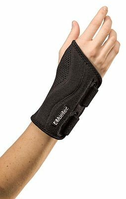Mueller Sports Medicine Fitted Wrist Brace Support Carpal Tunnel
