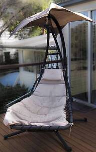 Free Standing Hammock with Shade Ipswich Ipswich City Preview