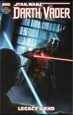 Star Wars Darth Vader Dark Lord of the Sith 2 : Legacy's End, Paperback novel