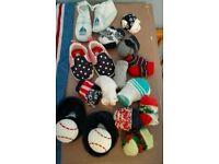 Shoes & socks bundle 0-6 months