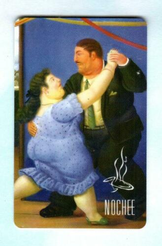 NOCHEE Couple Dancing 2007 Sample Gift Card ( $0 )