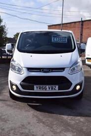 2016 Ford Transit Custom 2.2 TDCi 125ps Low Roof Limited Van Diesel