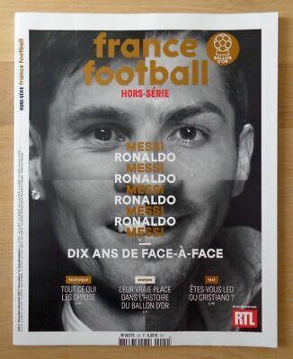 FRANCE FOOTBALL - SPECIAL MESSI-RONALDO (HORS-SERIE)