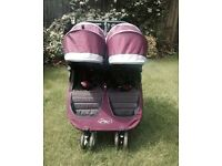 City Mini Jogger Double Buggy