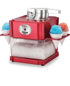 JM Posner Ice Cone Maker/Slushie maker