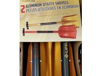 A-lot-of-5x-Lifeline-Aluminium-Utility-Shovel-x2-Compact