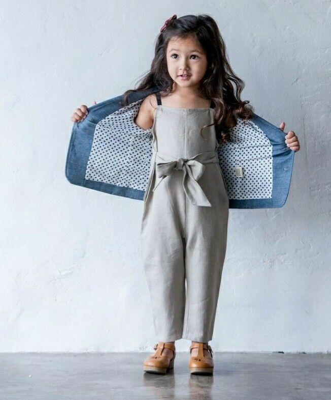 DAPPER+CROWN Emilia Jumpsuit linen.