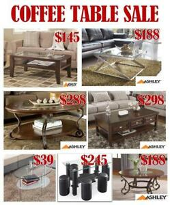 COFFEE  TABLE SALE FROM $39 !!!