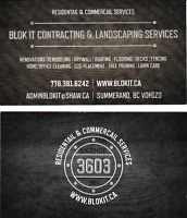 NEW BUSINESS IN SUMMERLAND OFFERING SERVICES