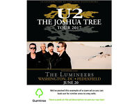 U2 Tickets -- Read the ad description before replying!!