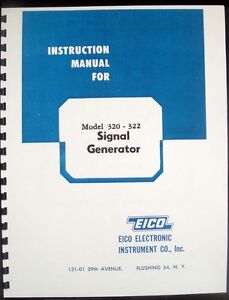 EICO-Model-320-322-Signal-Generator-Instruction-Manual