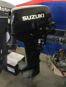 Suzuki DT30 Outboard Motor Fwd Control North Haven Port Macquarie City Preview