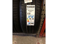 Brand new 225-50-18 Bridgestone Turanza 99W XL