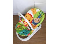 Fisher Price - Rainforest Friends Bouncy Seat