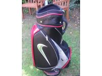 Nike VR Tour golf cart bag