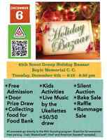 45th Scout Group Holiday Bazaar