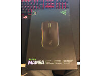 Razer Mamba Wireless Professional Gaming Mouse