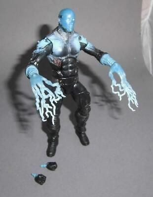 "Marvel Legends - Comic Book - Hasbro - Electro 6"" Tall Amazing Spiderman 2"
