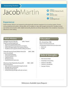 Professional Resumes 4 YOU Windsor Region Ontario image 3