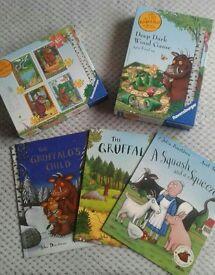 Gruffalo books and games