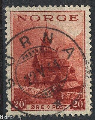 Norway 1939  Nk 221 Son Surna 22 V 1944  Mr